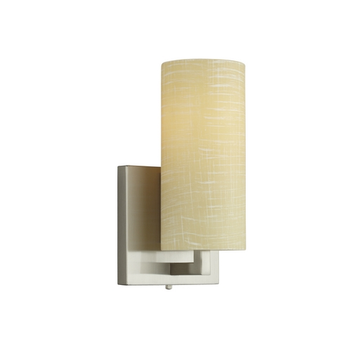 Philips Lighting Single-Light Cylindrical Sconce F433036