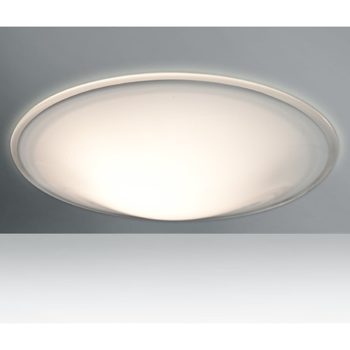 Besa Lighting Besa Lighting Luma Slim LED Flushmount Light 2CS-909639-LED
