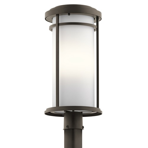 Kichler Lighting Kichler Lighting Toman Olde Bronze LED Post Light 49690OZL16