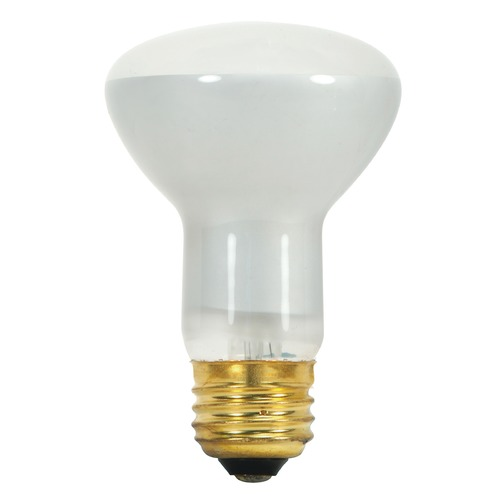 Satco Lighting Incandescent R20 Light Bulb Medium Base Dimmable S3229