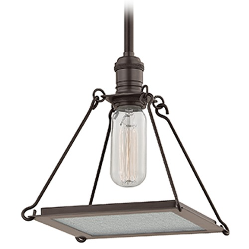 Hudson Valley Lighting Thorndike 1 Light Mini-Pendant Light - Old Bronze 3521-OB