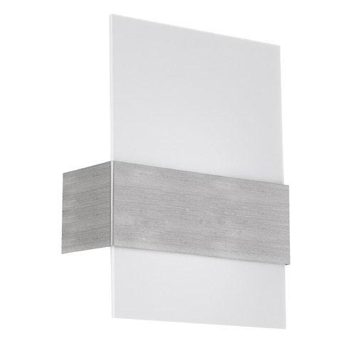 Eglo Lighting Eglo Nikita Matte Nickel Sconce 86995A
