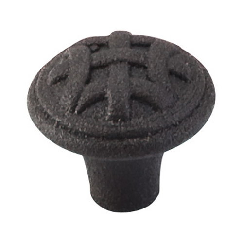 Top Knobs Hardware Cabinet Knob in Rust Finish M164