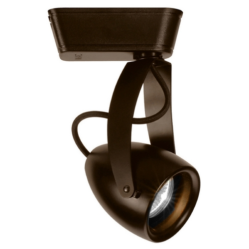 WAC Lighting WAC Lighting Dark Bronze LED Track Light H-Track 4000K 523LM H-LED810F-CW-DB