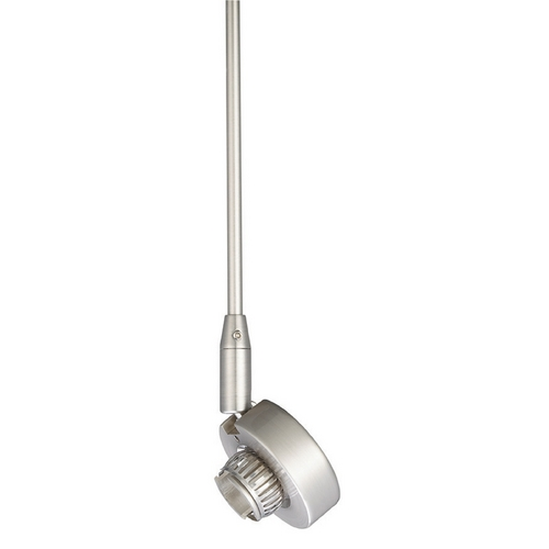 WAC Lighting Wac Lighting Brushed Nickel Track Light Head QF-181X3-BN