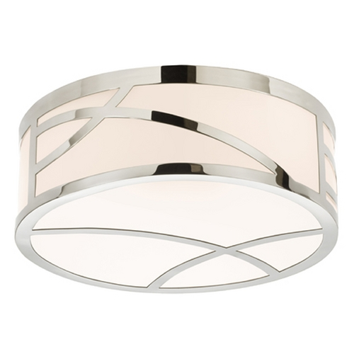 Sonneman Lighting Sonneman Lighting Haiku Polished Nickel LED Flushmount Light 2537.35