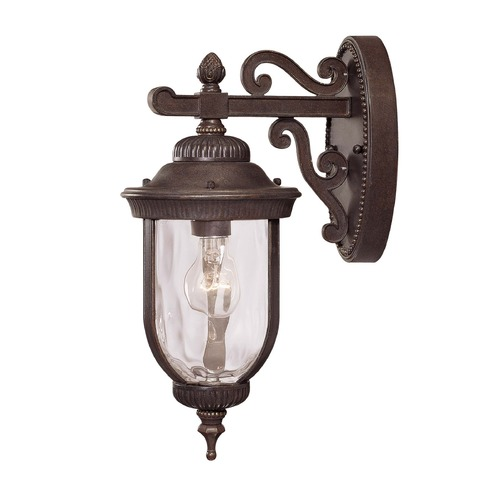 Savoy House Savoy House Walnut Patina Outdoor Wall Light 5-60320-40