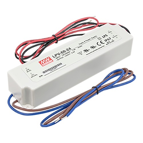 American Lighting American Lighting Constant Current White LED Driver LED-DR60-24