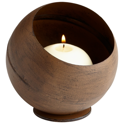 Cyan Design Cyan Design Acorn Copper Candle Holder 06221