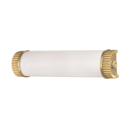 Hudson Valley Lighting Benton Aged Brass Bathroom Light 562-AGB