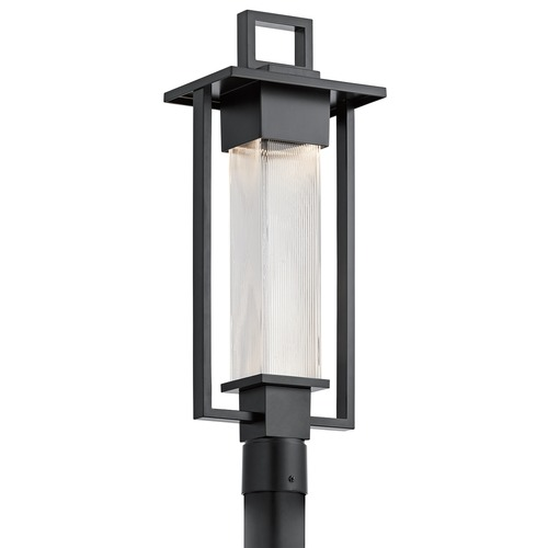 Kichler Lighting Kichler Lighting Chlebo Black Path Light 49708BK