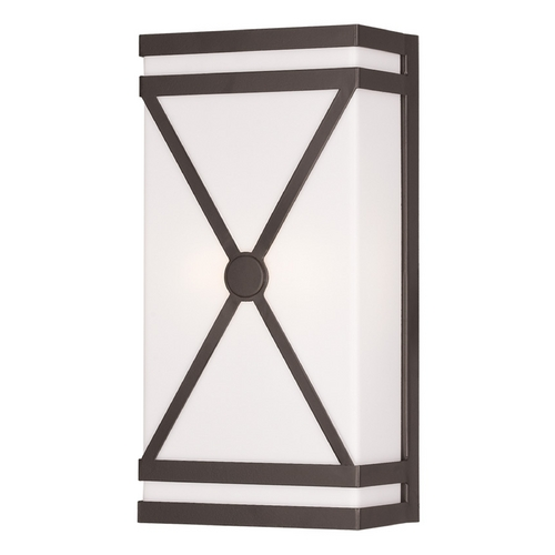 Livex Lighting Livex Lighting Bronze Sconce 9415-07