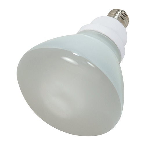 Satco Lighting 23-Watt Compact Fluorescent Light Bulb S7241