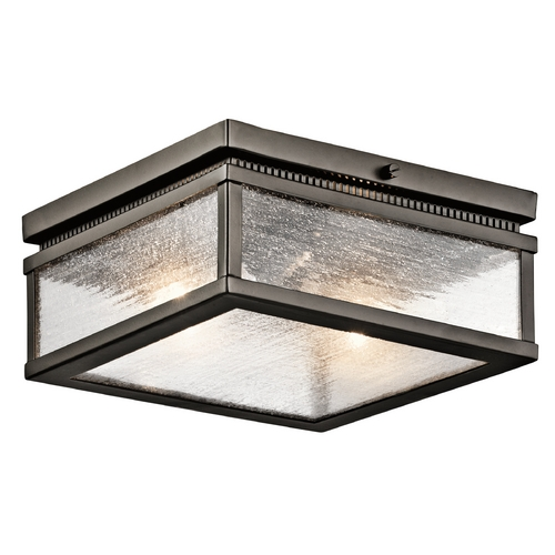 Kichler Lighting Kichler Lighting Manningham Olde Bronze Close To Ceiling Light 49389OZ