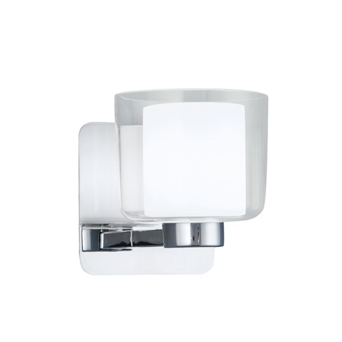 Norwell Lighting Norwell Lighting Alexus Chrome Sconce 5331-CH-CL