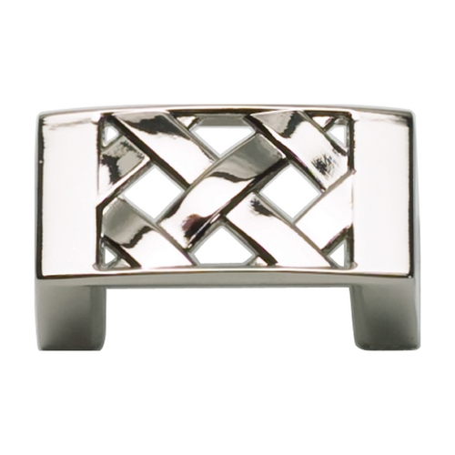 Atlas Homewares Modern Cabinet Pull in Polished Nickel Finish 309-PN