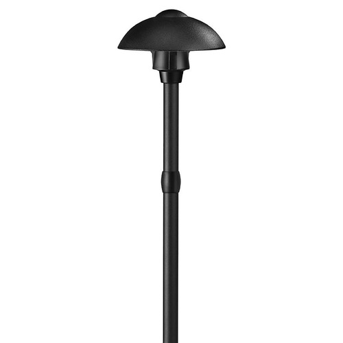 Hinkley Lighting Path Light in Black Finish 1544BK