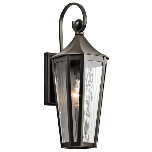 Kichler Lighting Kichler Lighting Rochdale Olde Bronze Outdoor Wall Light 49512OZ