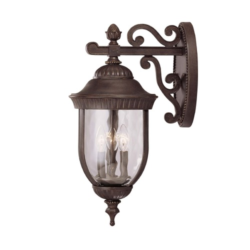 Savoy House Savoy House Walnut Patina Outdoor Wall Light 5-60323-40