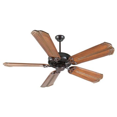 Craftmade Lighting Craftmade Lighting American Tradition Oiled Bronze Ceiling Fan Without Light K10839