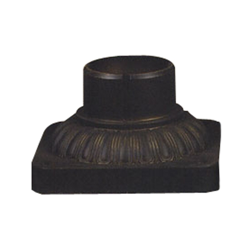 Quoizel Lighting Pier Mount in Medici Bronze Finish PM9300Z