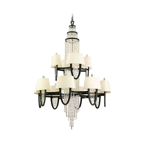 Corbett Lighting Corbett Lighting Viceroy Royal Bronze Chandelier 130-024