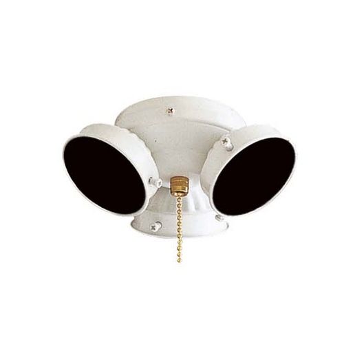 Minka Aire Light Kit in White Finish K33-L-44