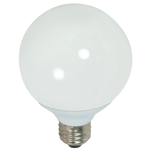 Satco Lighting 15-Watt Compact Fluorescent Light Bulb S7304