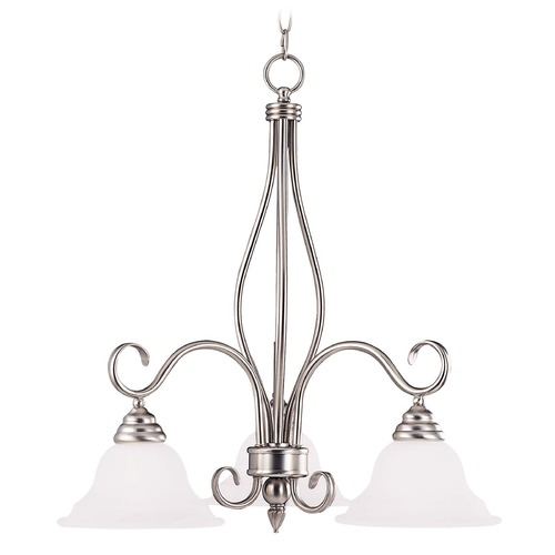 Savoy House Savoy House Pewter Chandelier KP-SS-100-3-69