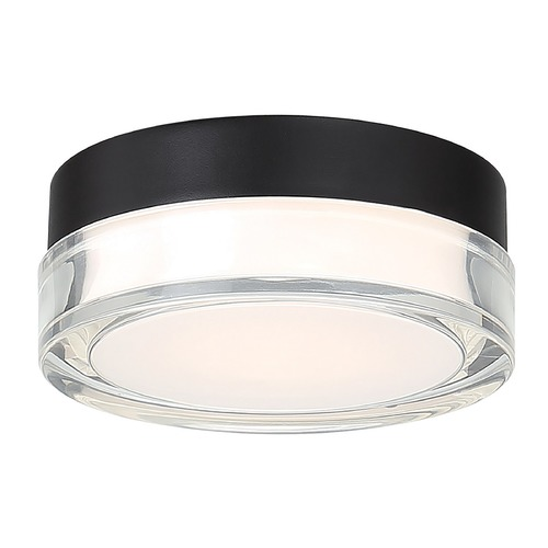WAC Lighting Wac Lighting Dot Black LED Close To Ceiling Light FM-W57806-35-BK