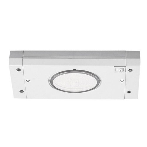 WAC Lighting Wac Lighting White 9.25-Inch Linear Light BA-X1-WT