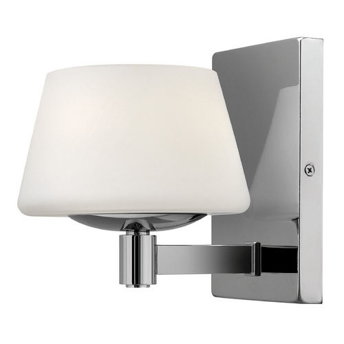 Hinkley lighting bianca chrome sconce 55750cm for Hinkley bathroom vanity lighting