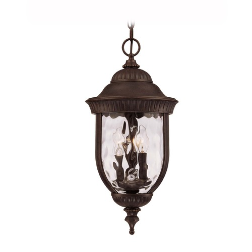 Savoy House Savoy House Walnut Patina Outdoor Hanging Light 5-60328-40