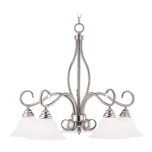 Savoy House Savoy House Pewter Chandelier KP-SS-101-5-69