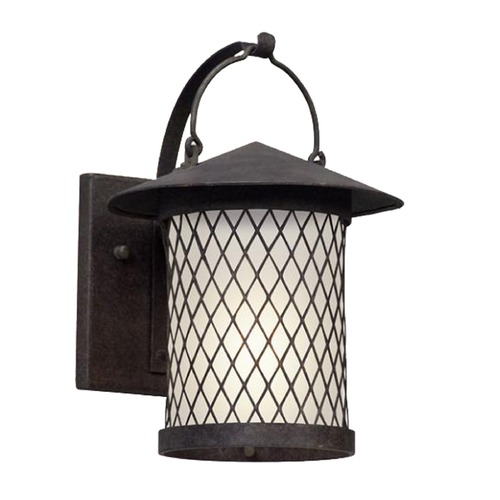 Troy Lighting Troy Lighting Altamont French Iron LED Outdoor Wall Light BL5171