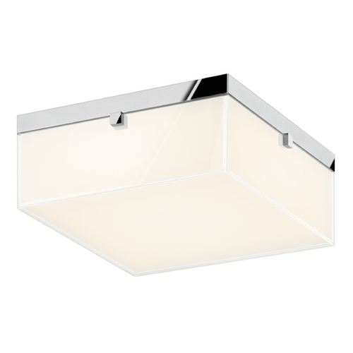 Sonneman Lighting Sonneman Lighting Parallel Polished Chrome LED Flushmount Light 3868.01LED