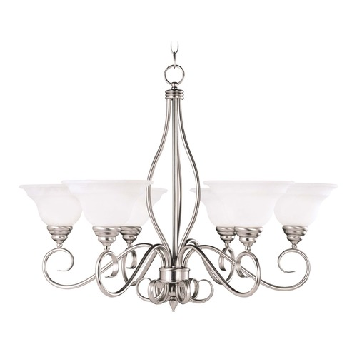 Savoy House Savoy House Pewter Chandelier KP-SS-104-6-69