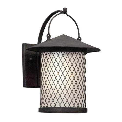 Troy Lighting Troy Lighting Altamont French Iron LED Outdoor Wall Light BL5172