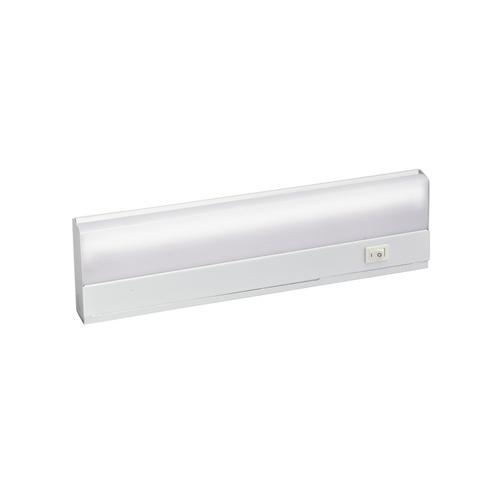 12-Inch Fluorescent Under Cabinet Light Direct-Wire 2700K ...