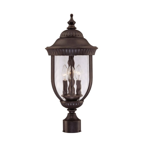 Savoy House Savoy House Walnut Patina Post Light 5-60329-40