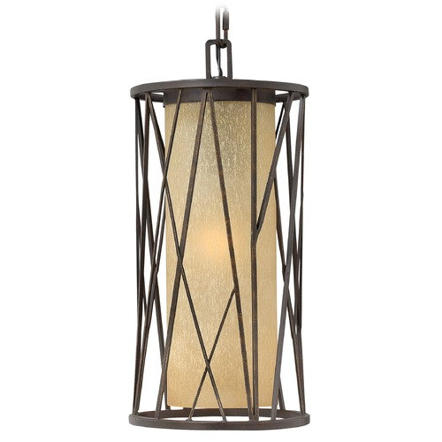 Hinkley Lighting Hinkley Lighting Elm Regency Bronze LED Outdoor Hanging Light 1152RB-LED