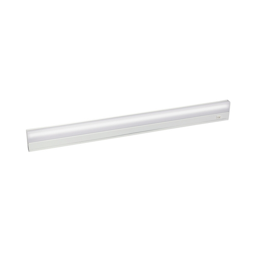 Kichler Lighting 33-Inch Fluorescent Under Cabinet Light Direct-Wire 2700K 120V White by Kichler Lighting 10043WH