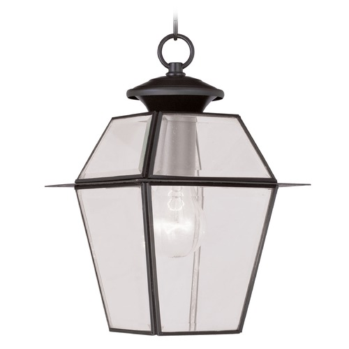 Livex Lighting Livex Lighting Westover Bronze Outdoor Hanging Light 2183-07