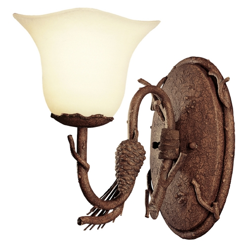 Kalco Lighting Kalco Lighting Ponderosa Sconce 3041PD/1255