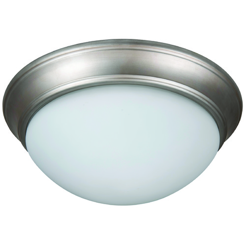 Jeremiah Lighting Jeremiah Pro Builder Premium Flush Brushed Satin Nickel Flushmount Light XPP13BN-2W