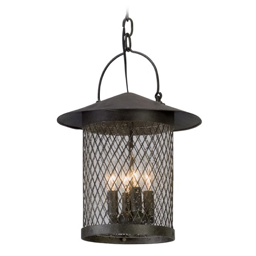 Troy Lighting Troy Lighting Altamont French Iron LED Outdoor Hanging Light FL5177