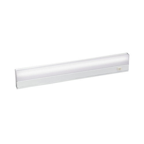 Kichler Lighting Kichler Lighting Direct Wire Fluorescent White 21-Inch Linear Light 10042WH