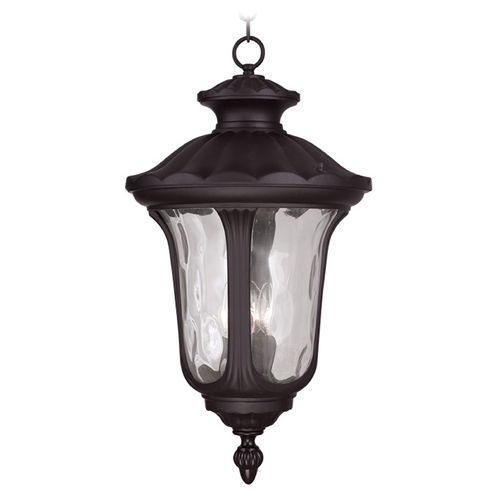 Livex Lighting Livex Lighting Oxford Bronze Outdoor Hanging Light 7865-07