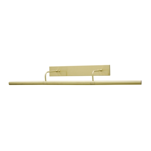 House of Troy Lighting Modern Picture Light in Satin Brass Finish DSL36-51