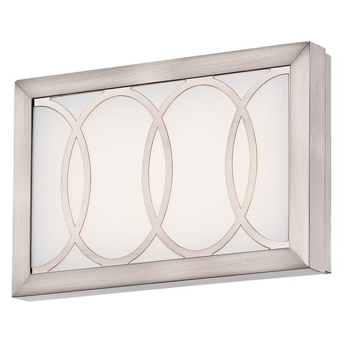 Minka Lavery Minka Celice Bath Brushed Nickel LED Bathroom Light 2931-84-L